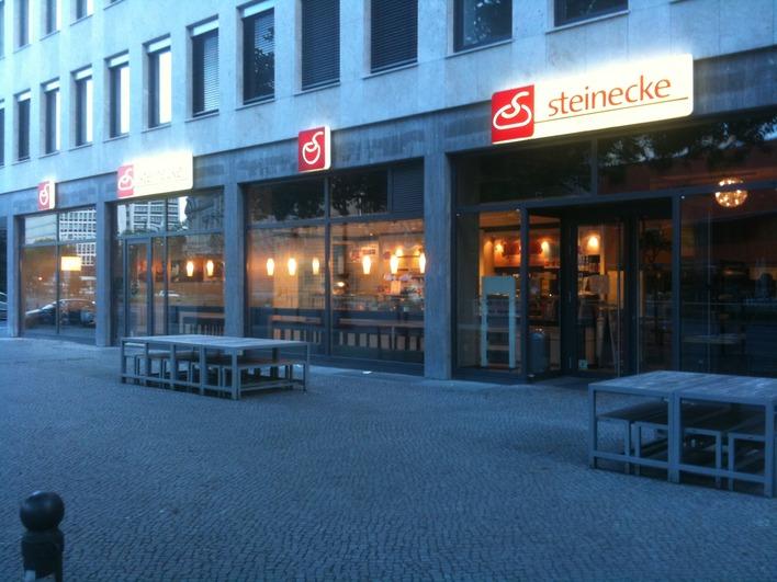 Steinecke - Café Steinplatz