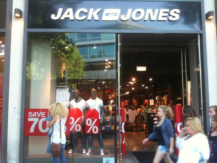 Jack & Jones Store - Tauentzienstraße