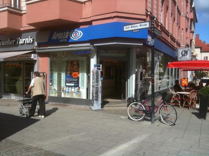 Apollo-Optik - Carl-Schurz-Straße