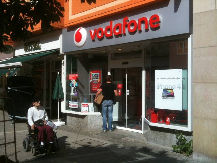 vodafone shop carl schurz stra e internet telefon in. Black Bedroom Furniture Sets. Home Design Ideas