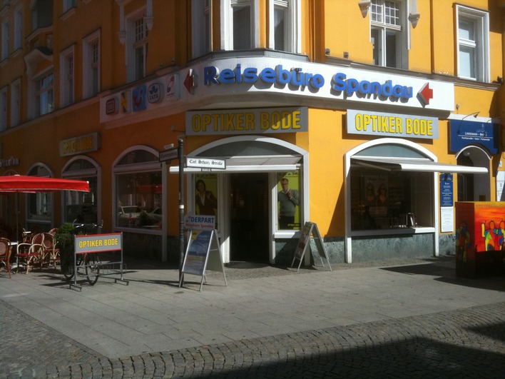 OPTIKER BODE - Carl-Schurz-Straße