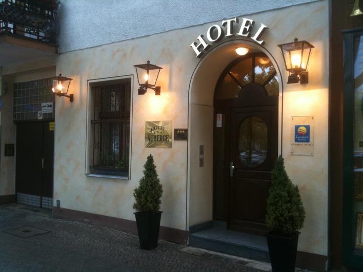 Comfort Hotel Auberge am Wittenbergplatz