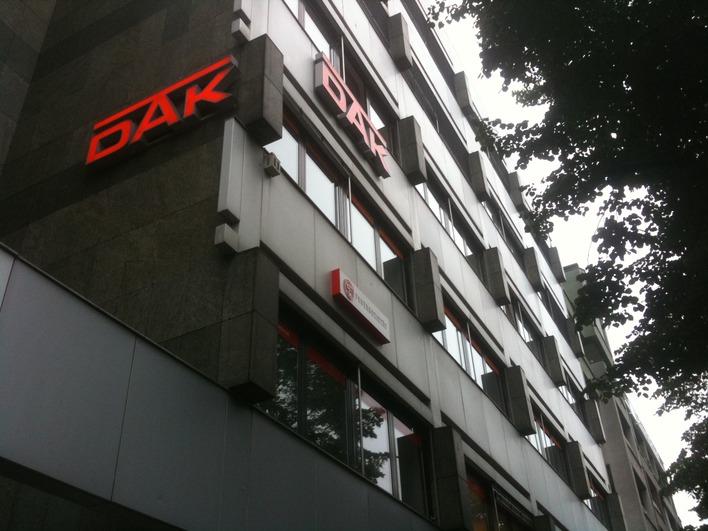 DAK Servicezentrum am Wittenbergplatz