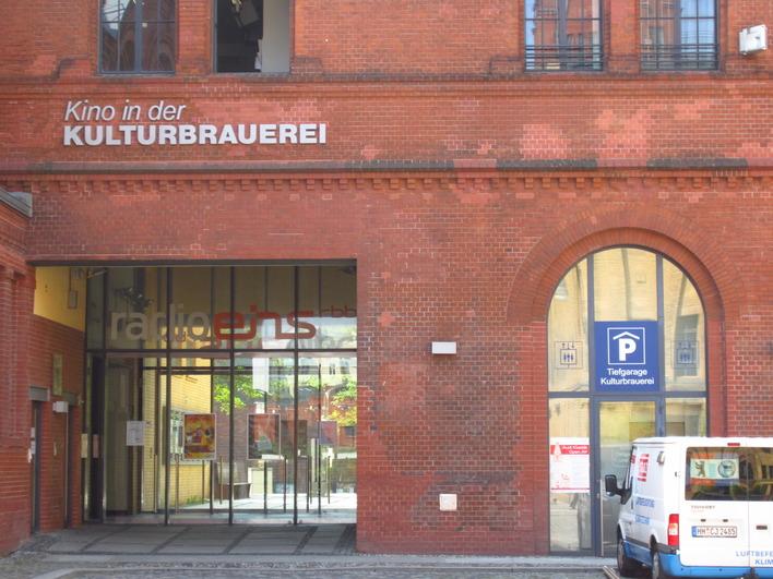 Cinestar Berlin - Kino In Der Kulturbrauerei