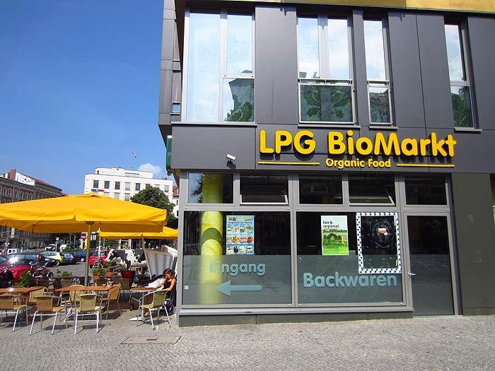 LPG Biomarkt - Kollwitzstraße
