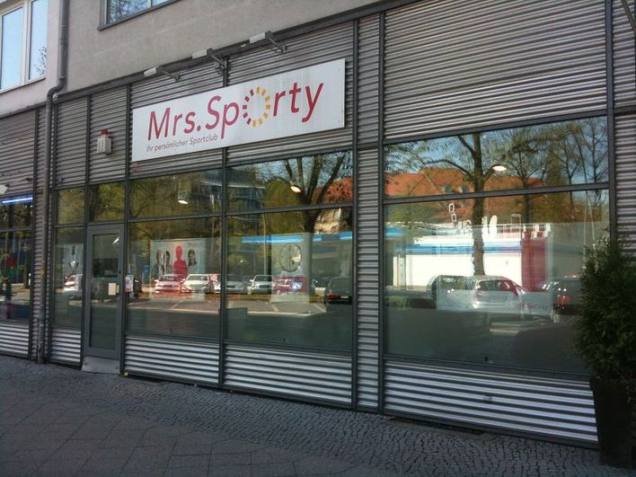Mrs.Sporty Reichsstraße