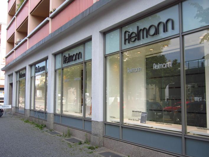 Fielmann in der Schönhauser Allee