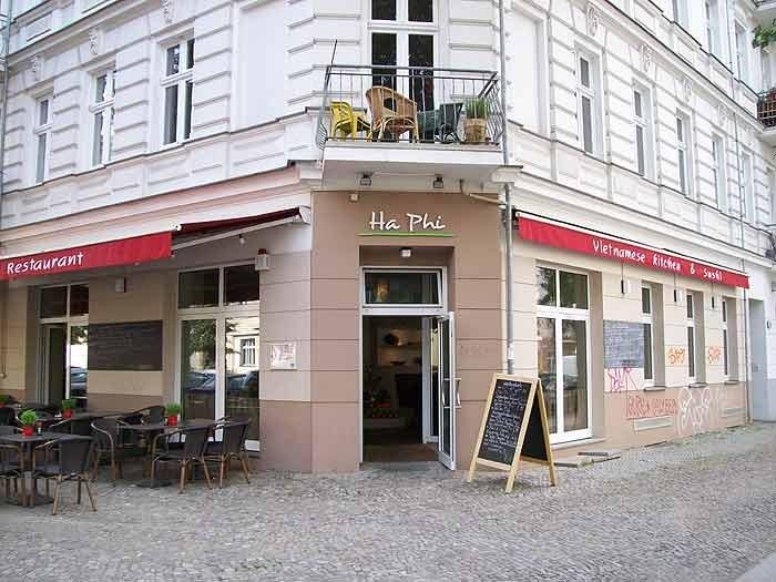 Restaurant Ha Phi Eingang