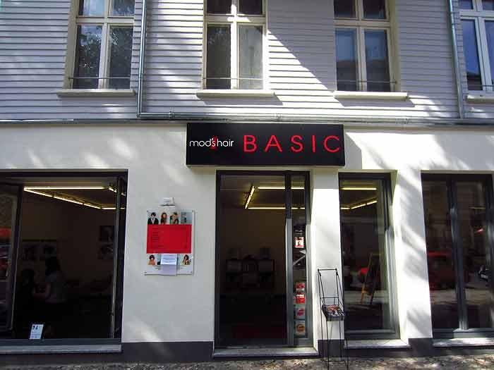 mod's hair in der Sredzkistraße