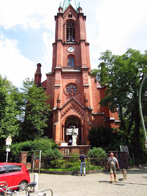 Gethsemanekirche