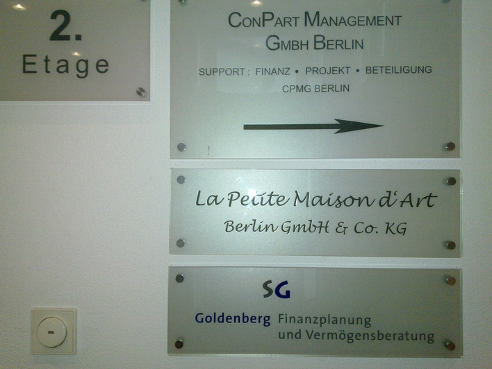 Goldenberg Finanzplanung und Vermögensberatung