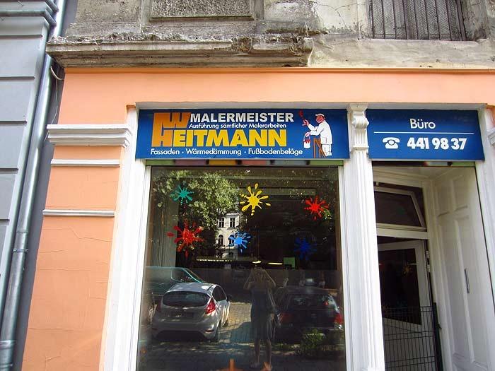 Malermeister Heitmann