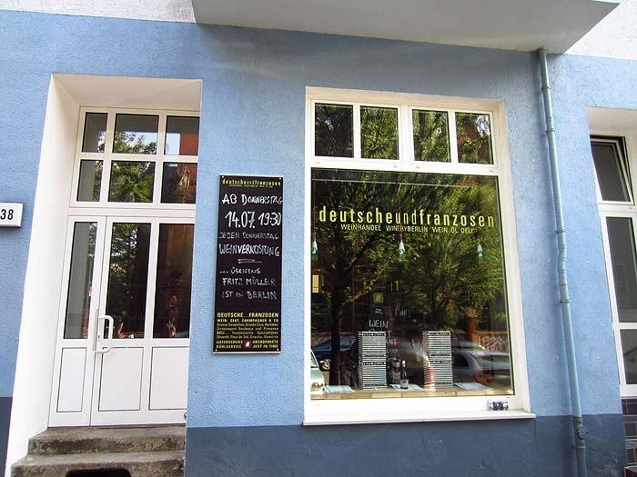 deutscheundfranzosen - Weinhandel