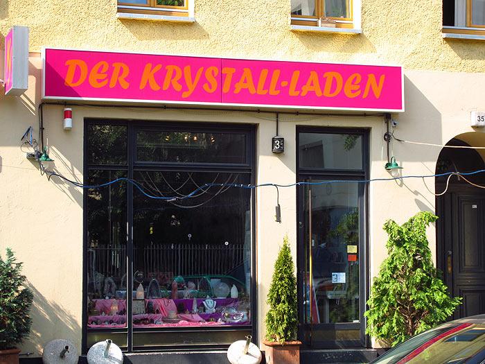 Der Krystall-Laden