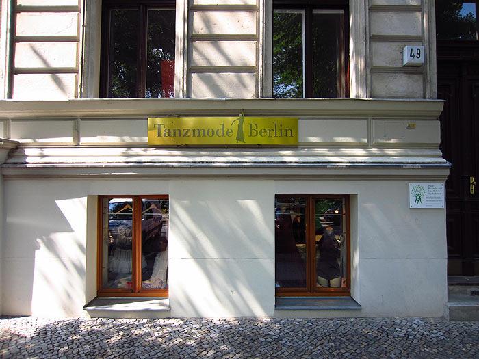 Tanzmode Berlin - Knaackstraße