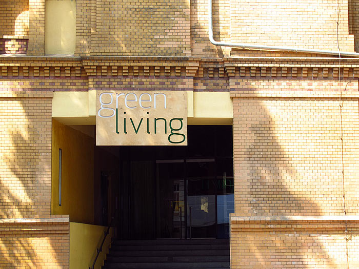 Green Living in der Kulturbrauerei