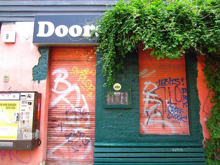 Doors - Die Musikkneipe