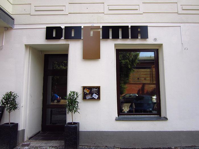 DOGMA  – Café und Cocktailbar