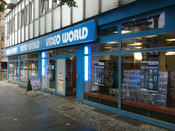 Video World - Bismarckstraße