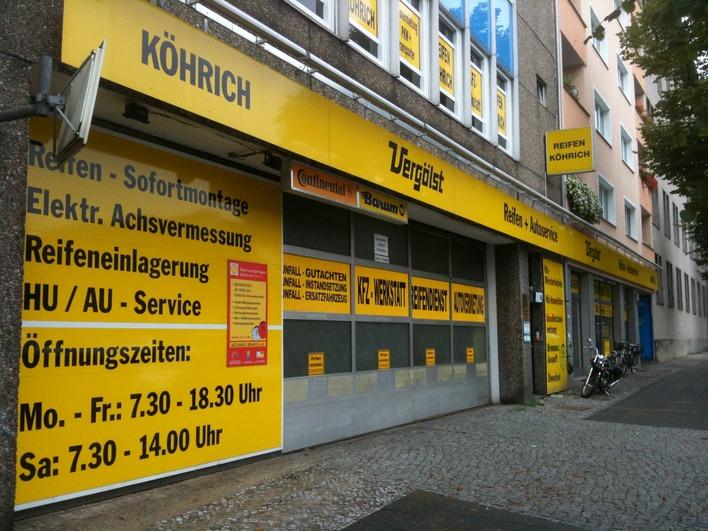 Autohaus Köhrich - Bismarckstraße