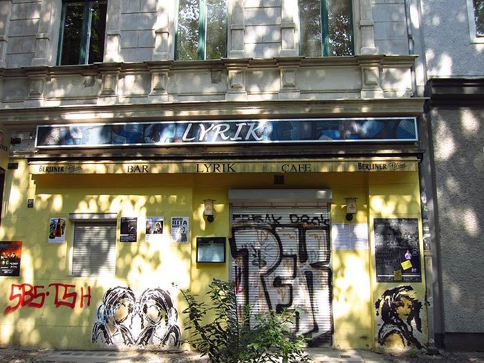 Lyrik Café