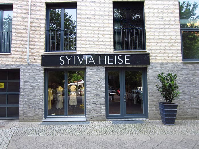 Sylvia heise store boutique in berlin prenzlauer berg for Zierfisch shop