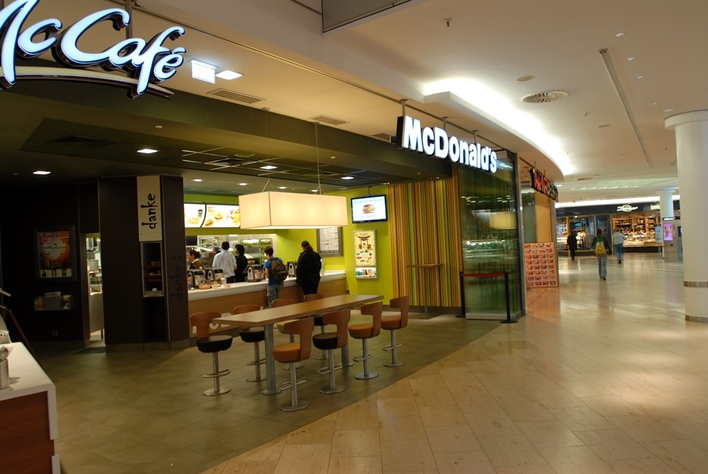 mcdonald 39 s spandau arcaden fast food in berlin spandau kauperts. Black Bedroom Furniture Sets. Home Design Ideas
