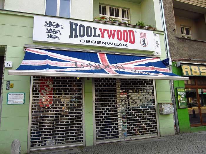 Hoolywood Gegenwear