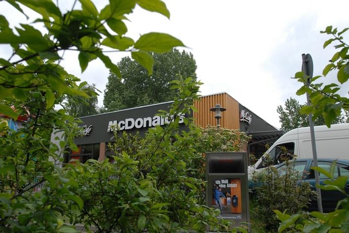 McDonald's am Kurt-Schumacher-Damm