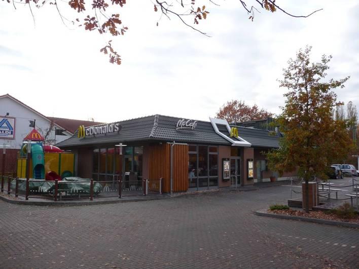 McDonald's in Hennigsdorf