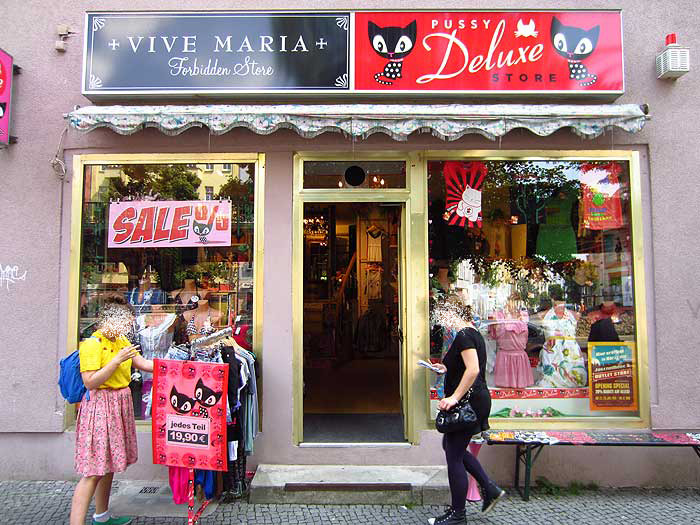 Vive Maria & Pussy Deluxe Store