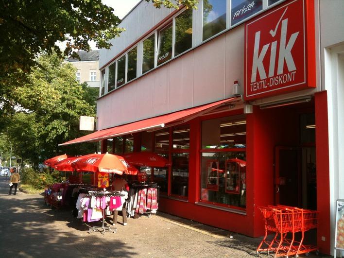 KiK - Heilbronner Straße