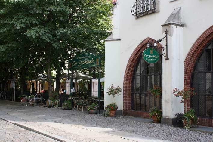 Restaurant Zur Gerichtslaube