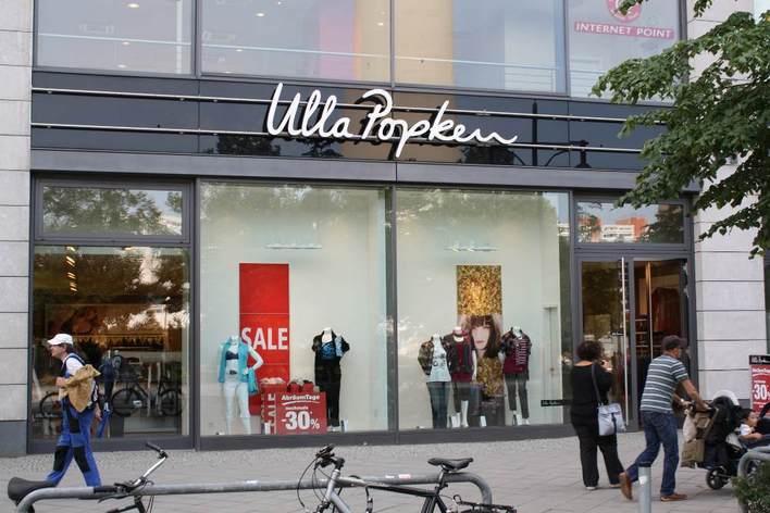 Ulla Popken - Rathauspassagen