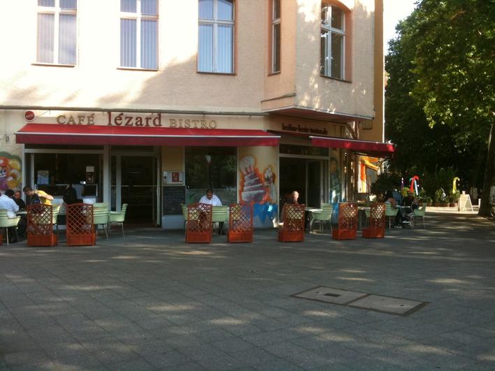 Patisserie & Café Lézard