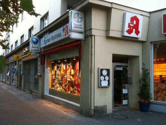 Raphael-Apotheke am Brixplatz
