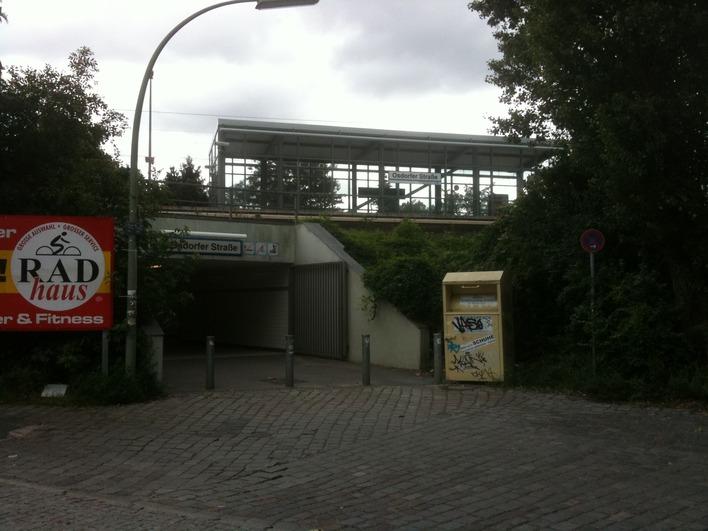 S-Bahnhof Osdorfer Straße