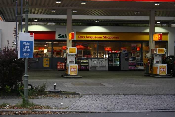 Shell Oranienstraße