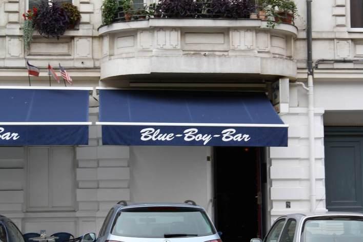 Blue Boy Bar