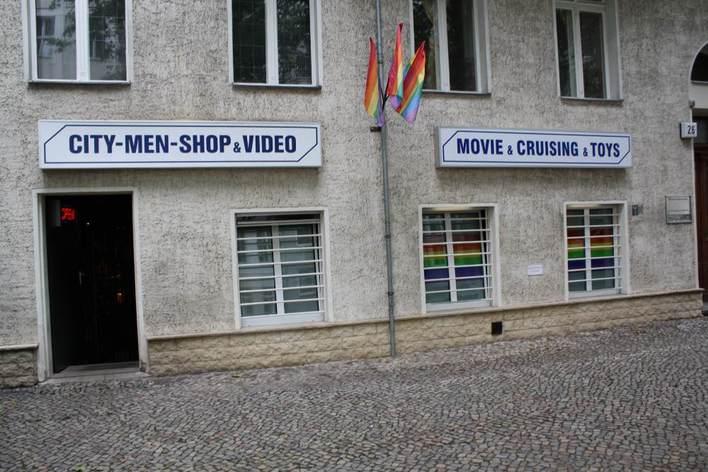 City Men Shop