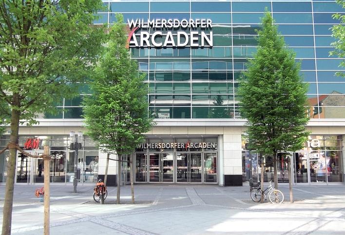 S.T.A.M.P.S. in den Wilmersdorfer Arcaden