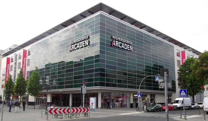 Centermanagement Wilmersdorfer Arcaden