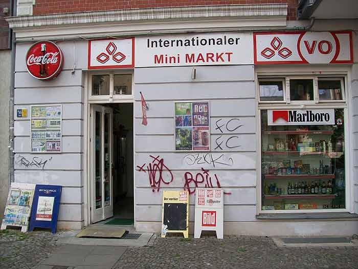 Internationaler Mini Markt