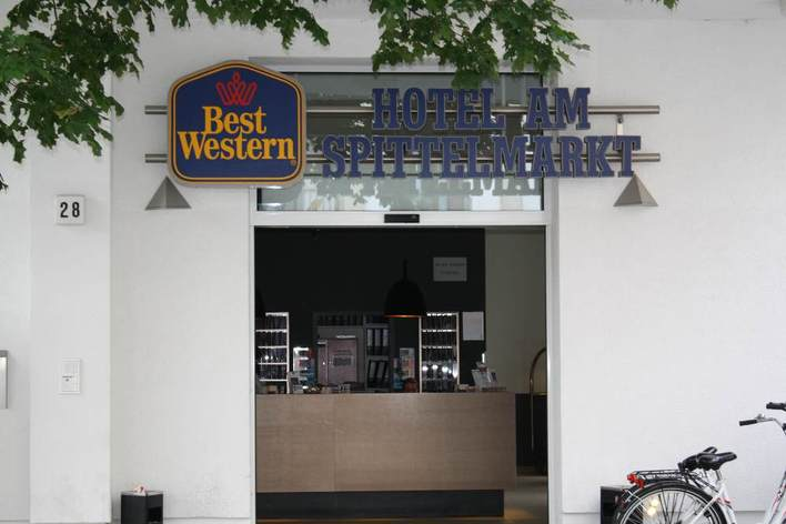 Best western hotel am spittelmarkt hotel in berlin mitte for Top hotels in berlin