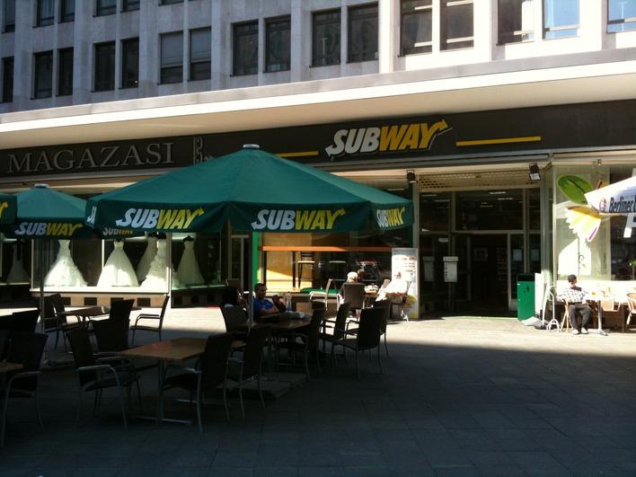 SUBWAY - Joachimsthaler Straße