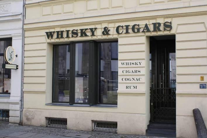 Whisky & Cigars