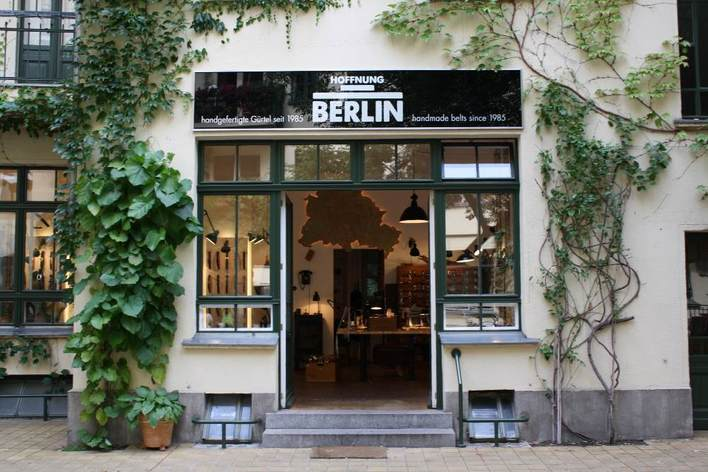 Hoffnung Berlin-Mitte