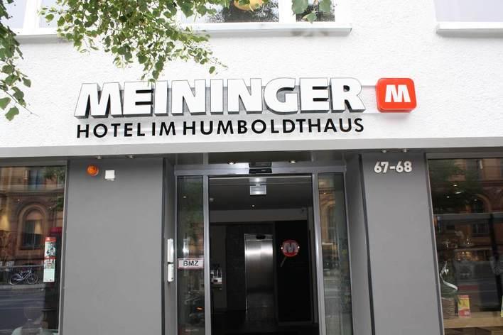 Meininger Humboldthaus Hotel In Berlin Mitte Kauperts