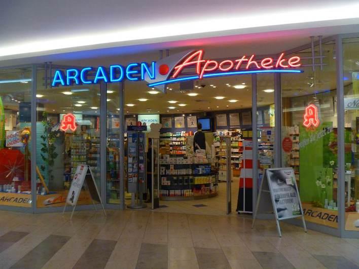 ARCADEN Apotheke - Spandau Arcaden