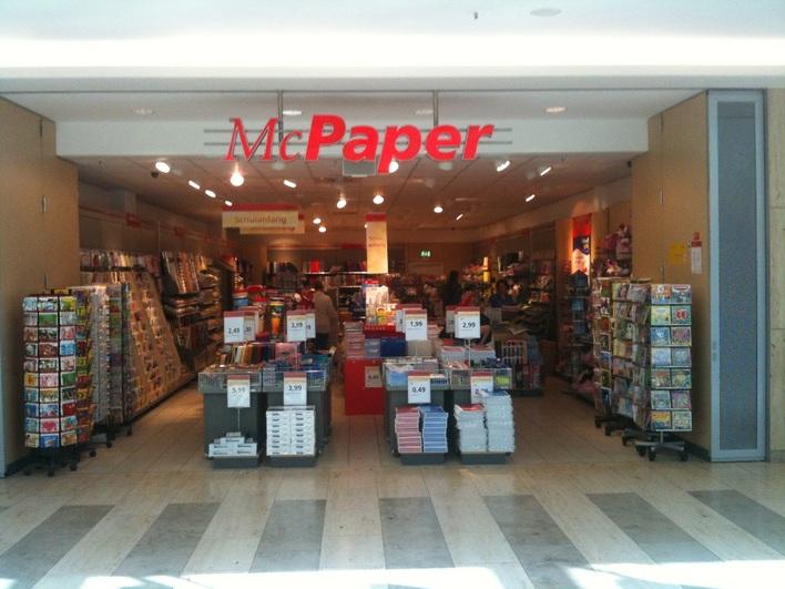 McPaper - Spandau Arcaden